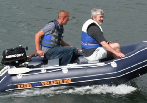 EXCEL Inflatable Boats and R I B s – Preston Marina